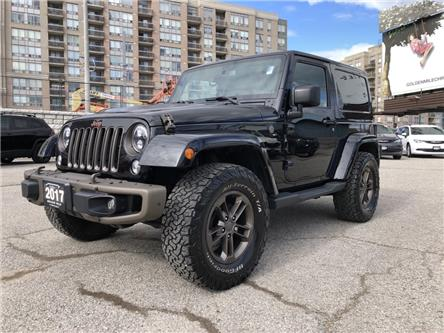 2017 Jeep Wrangler Sahara (Stk: P5325) in North York - Image 1 of 25
