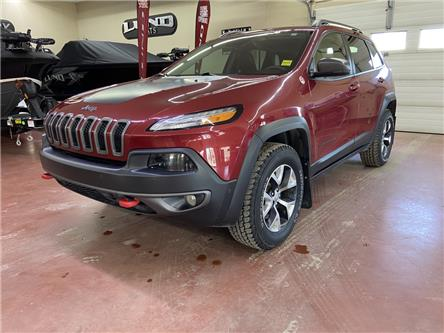 2015 Jeep Cherokee Trailhawk (Stk: T21-58A) in Nipawin - Image 1 of 20