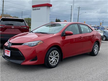 2018 Toyota Corolla LE (Stk: W5336) in Cobourg - Image 1 of 21