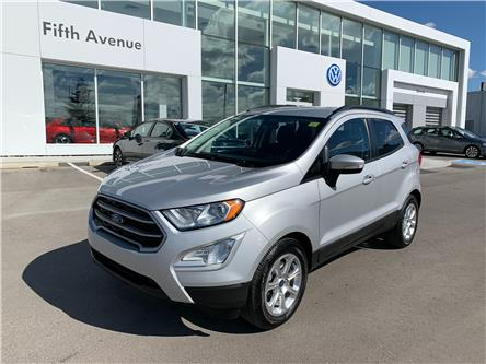 2018 Ford EcoSport SE (Stk: 21239A) in Calgary - Image 1 of 16