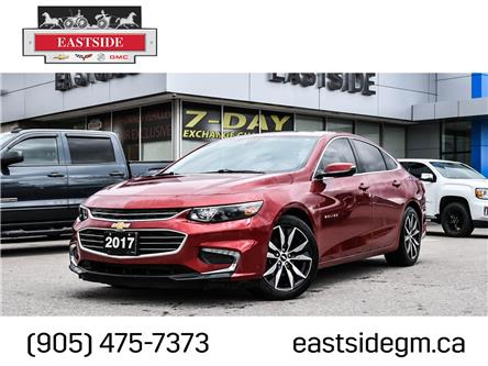 2017 Chevrolet Malibu 1LT (Stk: 250529B) in Markham - Image 1 of 26