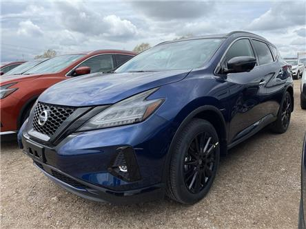 2021 Nissan Murano Midnight Edition (Stk: Y0146) in Cambridge - Image 1 of 6