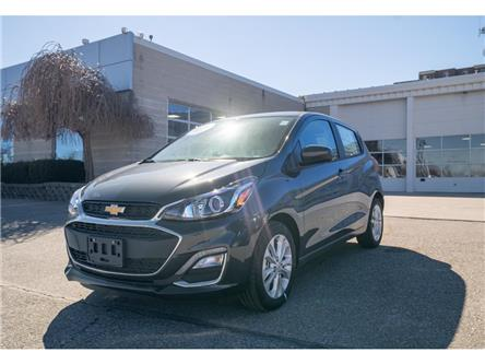 2021 Chevrolet Spark 1LT CVT (Stk: M012) in Chatham - Image 1 of 30