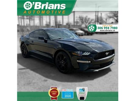 2018 Ford Mustang EcoBoost (Stk: 14420A) in Saskatoon - Image 1 of 21