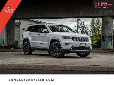 2017 Jeep Grand Cherokee Limited (Stk: LC0754A) in Surrey - Image 1 of 29