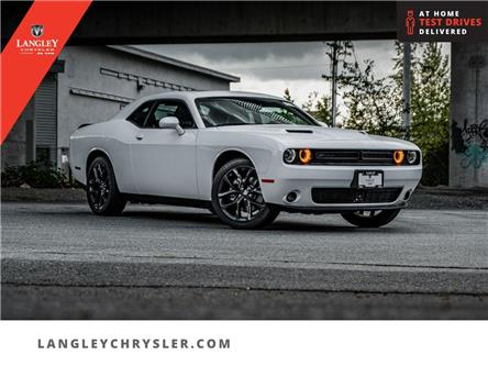2021 Dodge Challenger SXT (Stk: M555681) in Surrey - Image 1 of 25