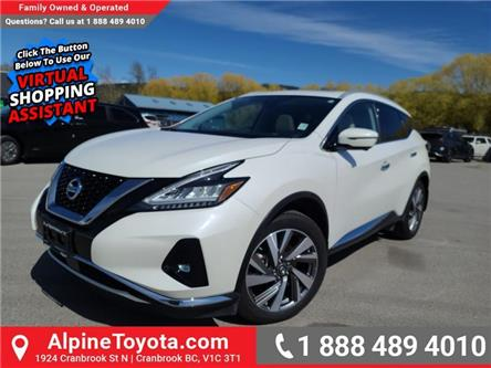 2019 Nissan Murano  (Stk: J046712A) in Cranbrook - Image 1 of 25