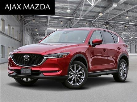 2021 Mazda CX-5 GT (Stk: 21-1510) in Ajax - Image 1 of 23