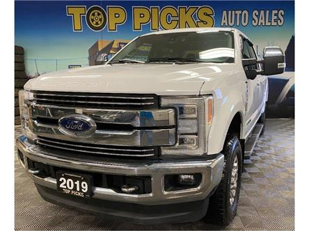 2019 Ford F-250 Lariat (Stk: D05301) in NORTH BAY - Image 1 of 27