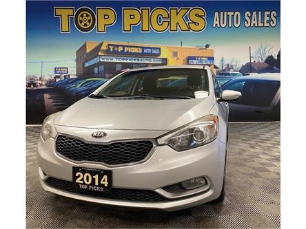 2014 Kia Forte EX (Stk: 055380) in NORTH BAY - Image 1 of 23