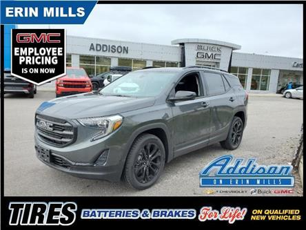 2021 GMC Terrain SLE (Stk: ML342164) in Mississauga - Image 1 of 21