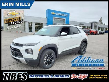 2021 Chevrolet TrailBlazer LT (Stk: MB153106) in Mississauga - Image 1 of 20