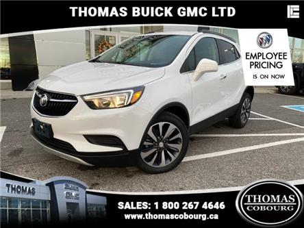 2021 Buick Encore Preferred (Stk: B09870) in Cobourg - Image 1 of 14