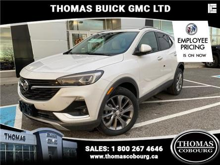 2021 Buick Encore GX Essence (Stk: B60281) in Cobourg - Image 1 of 19