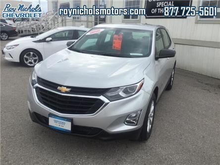 2019 Chevrolet Equinox LS (Stk: X339A) in Courtice - Image 1 of 12