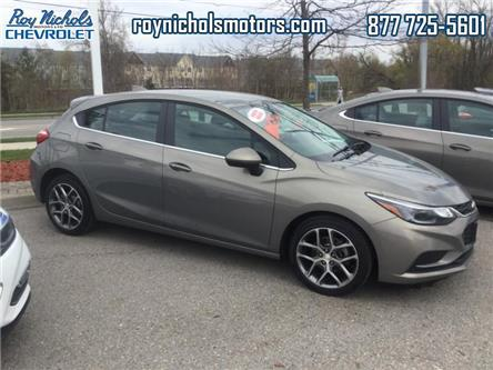 2018 Chevrolet Cruze LT Auto (Stk: P6709) in Courtice - Image 1 of 14