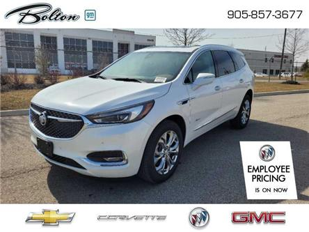 2021 Buick Enclave Avenir (Stk: 189689) in Bolton - Image 1 of 15