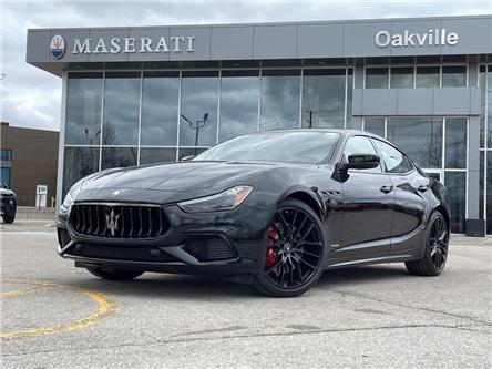 2021 Maserati Ghibli S Q4 GranSport (Stk: 743MA) in Oakville - Image 1 of 15