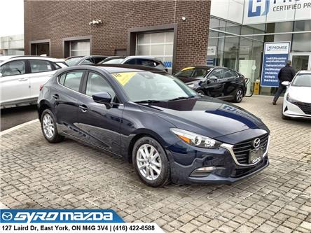 2018 Mazda Mazda3 Sport GS (Stk: 30842A) in East York - Image 1 of 30