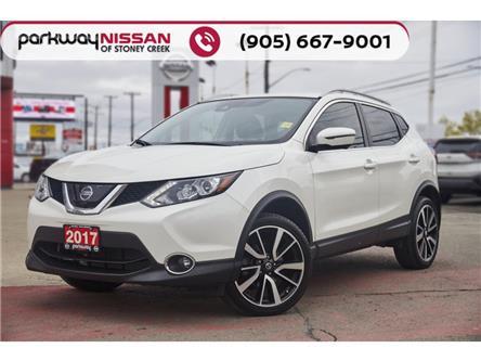 2017 Nissan Qashqai  (Stk: N21338A) in Hamilton - Image 1 of 26