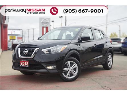 2018 Nissan Kicks  (Stk: N1816) in Hamilton - Image 1 of 20