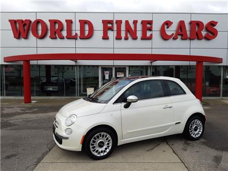 2014 Fiat 500 Lounge (Stk: 17765) in Toronto - Image 1 of 20