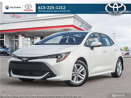 2021 Toyota Corolla Hatchback Base (Stk: 60408) in Ottawa - Image 1 of 23