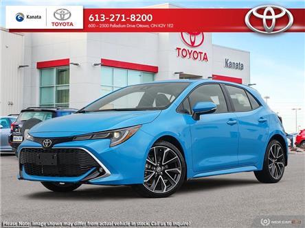 2021 Toyota Corolla Hatchback Base (Stk: 91116) in Ottawa - Image 1 of 24