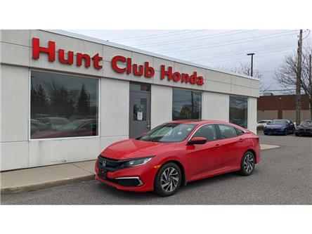 2019 Honda Civic EX (Stk: 7916A) in Gloucester - Image 1 of 23