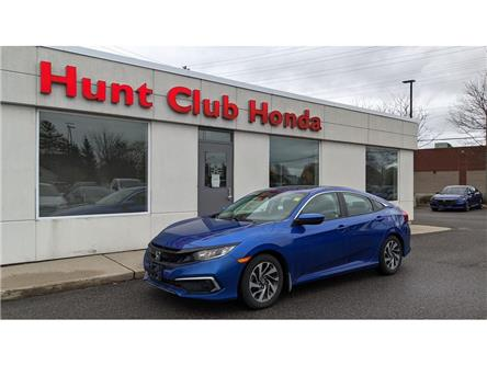 2019 Honda Civic EX (Stk: 7920A) in Gloucester - Image 1 of 24