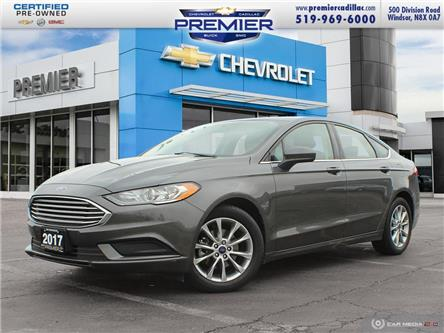 2017 Ford Fusion SE (Stk: 210200B) in Windsor - Image 1 of 29