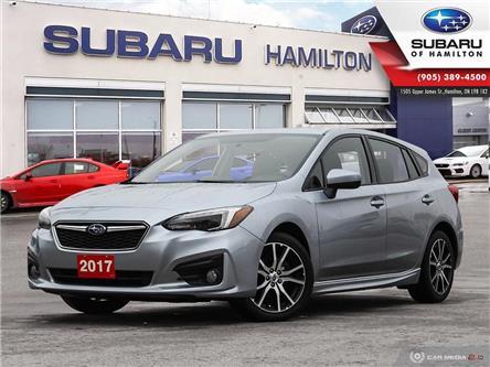 2017 Subaru Impreza Sport (Stk: U1681) in Hamilton - Image 1 of 29