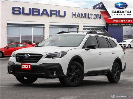 2021 Subaru Outback Outdoor XT (Stk: S8615) in Hamilton - Image 1 of 29