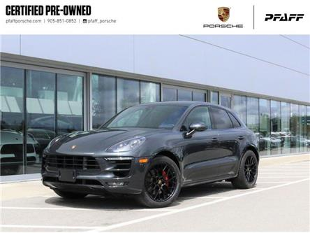 2018 Porsche Macan GTS (Stk: U9596) in Vaughan - Image 1 of 28