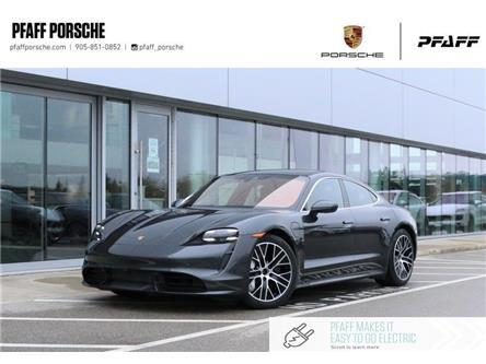 2020 Porsche Taycan Turbo (Stk: P15697) in Vaughan - Image 1 of 30