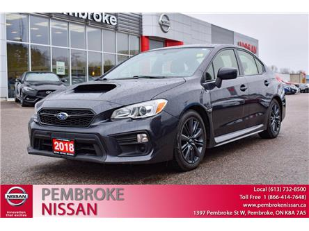2018 Subaru WRX Base (Stk: P211) in Pembroke - Image 1 of 23