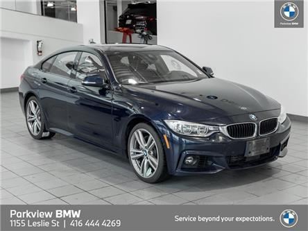 2016 BMW 435i xDrive Gran Coupe (Stk: 20757A) in Toronto - Image 1 of 24