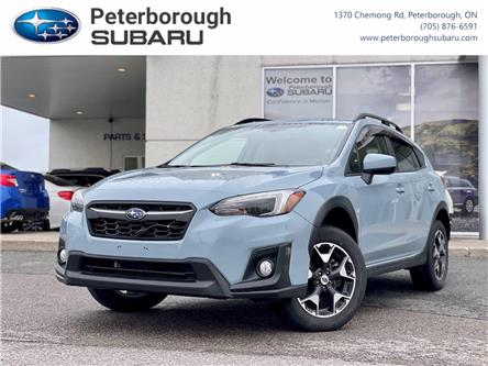 2018 Subaru Crosstrek Sport (Stk: SP0432) in Peterborough - Image 1 of 30