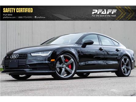 2018 Audi S7 4.0T (Stk: 24474A) in Mississauga - Image 1 of 22