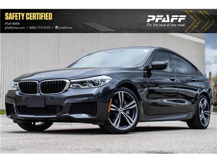 2018 BMW 640i xDrive Gran Turismo (Stk: 24494A) in Mississauga - Image 1 of 21