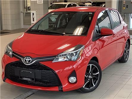 2016 Toyota Yaris SE (Stk: P19420) in Kingston - Image 1 of 23