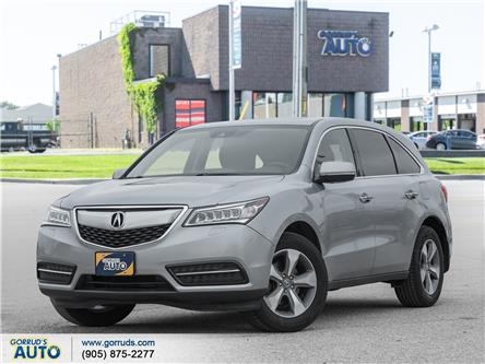 2016 Acura MDX Base (Stk: 501859) in Milton - Image 1 of 22