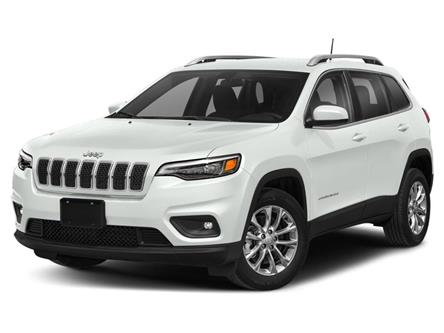 2019 Jeep Cherokee North (Stk: 21J042A) in Kingston - Image 1 of 3