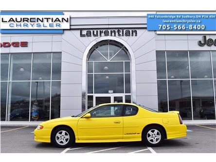 2003 Chevrolet Monte Carlo SS (Stk: 21014A) in Sudbury - Image 1 of 24