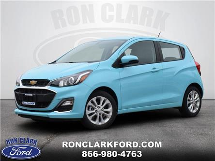 2021 Chevrolet Spark 1LT CVT (Stk: 15875-1) in Wyoming - Image 1 of 23