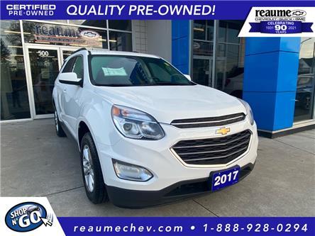 2017 Chevrolet Equinox LT (Stk: 21-0468B) in LaSalle - Image 1 of 25
