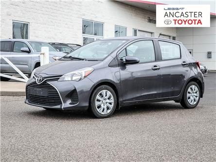 2017 Toyota Yaris  (Stk: 4160) in Ancaster - Image 1 of 6