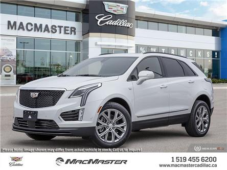 2021 Cadillac XT5 Sport (Stk: 210313) in London - Image 1 of 23