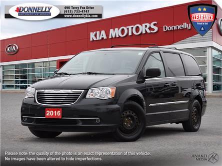 2016 Chrysler Town & Country Touring (Stk: KU2534) in Kanata - Image 1 of 27