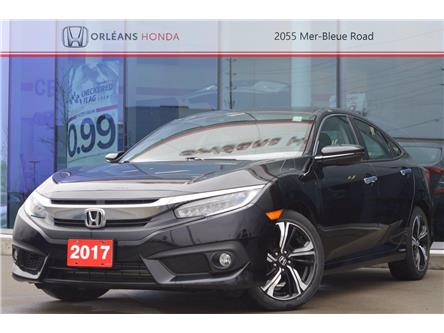 2017 Honda Civic Touring (Stk: 16-210312A) in Orléans - Image 1 of 30